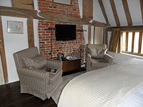 Suffolk Rural B&B with TV and WiFi